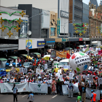 Climate March South Africa